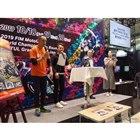 週刊『YAMAHA YZR-M1バレンティーノ・ロッシモデル』創刊記念トークショー(東京モーターサイクルショー2019)