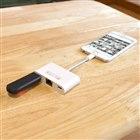 iPhone用Lightning有線LAN充電アダプタ CLGTLANA