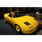 1989年のシカゴモーターショーに出展されたコンセプトカー「クラブレーサー」。