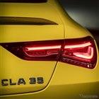 メルセデスAMG CLA35 4MATICのティザーイメージ