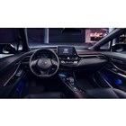 【上海ショー2019】トヨタが「C-HR」と「IZOA」のEVを世界初公開