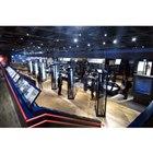 トヨタ博物館の新施設「クルマ文化資料室」の様子。