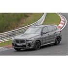 BMW X5M 新型スクープ写真