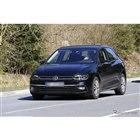 VW ゴルフ 新型 スクープ写真