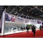 上海モーターショーに出展したフォルシア