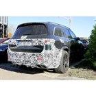 メルセデス AMG GLS63 新型 スクープ写真