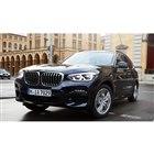 新型BMW X3 のPHV、xDrive30e