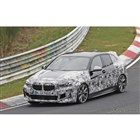 BMW 1シリーズ 新型プロトタイプ(スクープ写真)