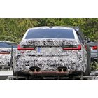BMW M3 新型プロトタイプ(スクープ写真)