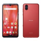 「AQUOS R3 SH-04L」Luxury Red