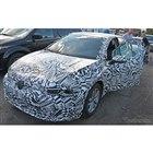 VW ゴルフ 新型 開発車両(スクープ写真)