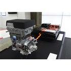 「日産リーフe+」に搭載されている新開発リチウムイオンバッテリーとモーターを組み合わせた「e-...