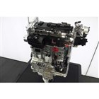 世界初の量産型可変圧縮比ターボエンジン「VCターボ」のカットモデル。
