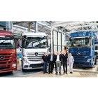 ドイツで生産が開始されたメルセデスベンツ・アクトロス 新型