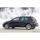 VW 謎の新型プロトタイプ(スクープ写真)