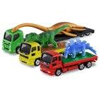 「トミカギフトセット はこんであそぼう!恐竜運搬車セット」