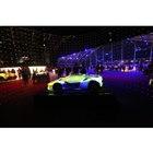 「フィオラーノ」と呼ばれるフェラーリのテストコースにつくられた「SF90ストラダーレ」の発表イ...