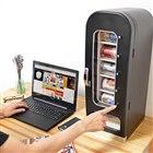 """サンコー、""""自動販売機のようなギミック""""を備えた保冷庫「俺の自販機」"""