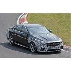 メルセデス AMG E63 改良新型スクープ写真