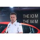 ドイツから来日したBMW M社のピーター・クイントス副社長が、発表会で「X3 M」「X4 M」...