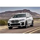BMW X7(写真は欧州仕様車)