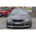 BMW M2 CS スクープ写真