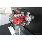 フェラーリF8トリブートのV8エンジン