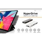 HyperDrive iPad Pro 2018モデル専用 6in1 USB-C Hub