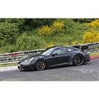 ポルシェ 911 GT3 新型 スクープ写真