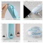 Qurra 3Way ミニファン Anemo Compact 3R-PHS02