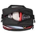 ハクバ、鮮やかなインナーを採用した「プラスシェル シティ04 カメラポーチ M」など