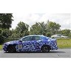 BMW 2シリーズグランクーペ プロトタイプ(スクープ写真)