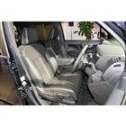 「カスタム」のターボ車に装備される専用シート。新型「N-WGN」では幅広い体形のドライバーに適...