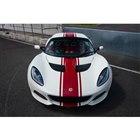 白いボディーにストライプが映える 「ロータス・エリーゼ」の限定車発売