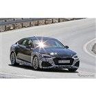 アウディ RS5スポーツバック 改良新型(スクープ写真)