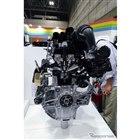 燃費と加速性能を両立させる新世代エンジンを搭載