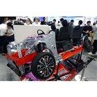 会場内に展示されていた「DNGA」。2025年までに15ボディタイプ/21車種に展開予定