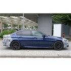 BMW 5シリーズセダン 改良新型(スクープ写真)
