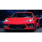 シボレー コルベット 新型を米国で発表…ミッドシップにV8搭載、右ハンドル車を日本導入へ