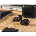 Tribit、デュアル6mmダイナミックスピーカー搭載の完全ワイヤレス「X1」