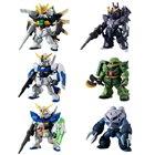 バンダイ、食玩シリーズ「FW GUNDAM CONVERGE」第17弾を8月発売