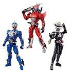 「双動 仮面ライダーW」第2弾、仮面ライダーアクセルなど3体セットを限定発売