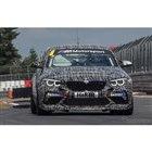 BMW M2コンペティションのレーシングカーのプロトタイプ