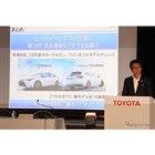 トヨタ吉田副社長「2年間で18モデルを投入」…第1弾は9月に カローラ セダン/ワゴン