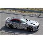 メルセデスAMG GT R ブラックシリーズ 市販型プロトタイプ(スクープ写真)
