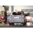 ホンダ フィット 新型開発車両(スクープ写真)