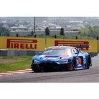 2019年の鈴鹿10時間耐久レースを制した、Audi Sport Team WRTの「アウディ...