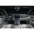 「マカン ターボ」のインテリア。「911」シリーズと同デザインとなるヒーター付きGTスポーツス...