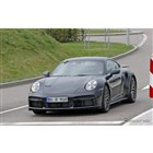 ポルシェ 911ターボ 新型 スクープ写真