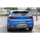 BMW X2 xDrive25e 市販型プロトタイプ スクープ写真